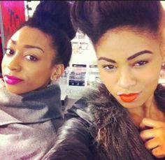 you know I love a bold lip and a major brow. #beauty #makeup