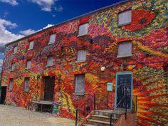 40 Tiles, street art, abstract, #seacorc