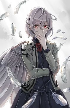 Safebooru is a anime and manga picture search engine, images are being updated hourly. Dark Anime Girl, Kawaii Anime Girl, Manga Girl, Anime Art Girl, Anime Devil, Real Anime, Anime Angel, Cute Anime Character, Cute Characters