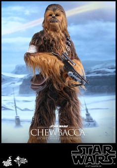 Hot Toys - MMS375 - Star Wars: The Force Awakens - Chewbacca