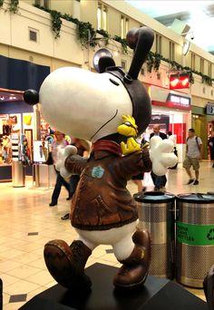 Snoopy in MSP! #Snoopy