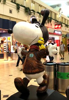 Snoopy in MSP! #Snoopy