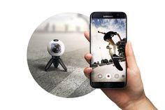 Samsung Galaxy S7 360° camera