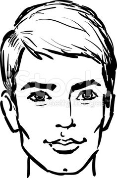 human face illustration - Google Search