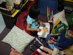 Great Daily 5 in Kindergarten