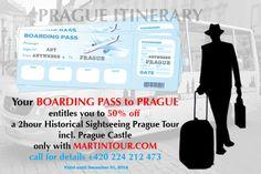 Prague Sightseeing Voucher