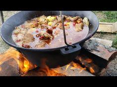 Mâncare la ceaun | chefadrianarmanu.com - YouTube Scottish Recipes, Turkish Recipes, Ethnic Recipes, Romanian Food, Romanian Recipes, Polish Pierogi, European Cuisine, Borscht, Good Food