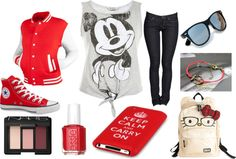 """Teen Spirit."" by meplusyous on Polyvore"