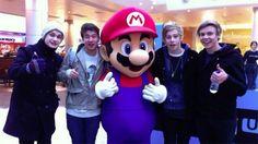 I wish I was that Mario lol
