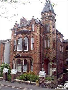 I love this house. Ricardo Street - Dresden, Longton, Stoke-on-Trent