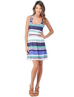 Splendid Canyon Stripe Dress #splendidsummer
