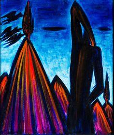 El Kazovszkij: Kék hegyi Vénusz