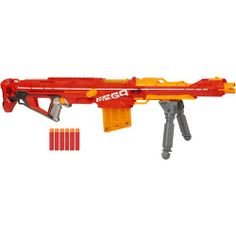 NERF N-Strike Elite Centurion Blaster.                                Noah and Matthew want to share this