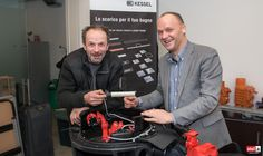 SANIKAL Bozen: Hausmesse Profidays 2015 : Kessel Rinnen