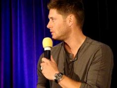 J2 panel 5 - Jensen on Dean and Alcohol - Toronto 10/7/12