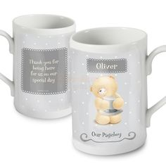 Personalised Forever Friends Page Boy Mug  from Personalised Gifts Shop - ONLY £10.95