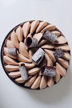 charlotte au chocolat recette