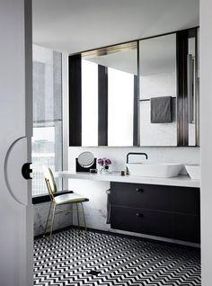 Die 359 Besten Bilder Von Bad Ideen Schwarz Weiss Grau Washroom