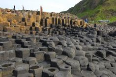 Ireland; The Legend of Finn McCool and the Giant's Causeway