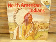 Pictureback Book North American Indians Marie by VickiesBeachHouse, $6.00