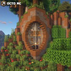 Images Minecraft, Minecraft Farm, Minecraft Cottage, Minecraft Mansion, Minecraft Houses Survival, Cute Minecraft Houses, Minecraft House Tutorials, Minecraft Plans, Amazing Minecraft