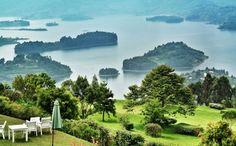 Danau Bunyonyi, Uganda