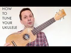 COMPLETE starter guide to how to play UKULELE. Learn to TUNE IT, STRUM IT and PLAY IT with Will from the Ukulele Orchestra of Great Britain. Learn ukulele!