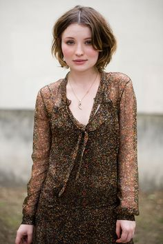 Sucker Punch's Emily Browning Eyed for Plush