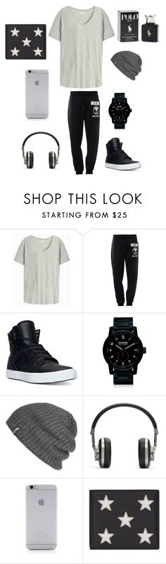 """Relaxed"" by nathanhaw0865 ❤ liked on Polyvore featuring Orlebar Brown, Moschino, Supra, Nixon, Outdoor Research, Master & Dynamic, Native Union, Yves Saint Laurent, Ralph Lauren and men's fashion"