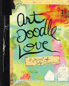 Read: Art Doodle Love: A Journal of Self-Discovery - goalsBox™