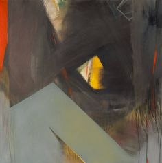 Abstract painting by artist to invest in Karolina Zglobicka