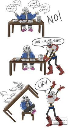 undertale, sans, papyrus, all need our own Papyrus. Especially procrastinators. Undertale Comic Funny, Undertale Memes, Undertale Drawings, Undertale Cute, Undertale Fanart, Frisk, Sans And Papyrus, Toby Fox, Underswap