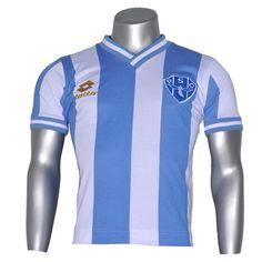 919000d0b1 Camisa Paysandu Retrô 1980 - Lotto 2011 – TuttiSports