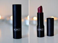 KIKO COSMETICS lipstick 914 Amaranth