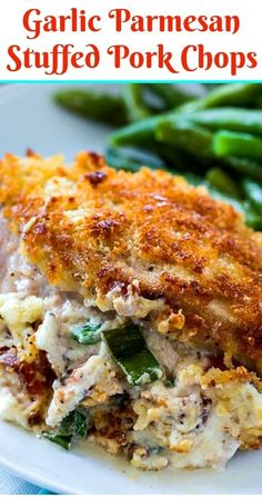 Sauce Pizza, Pork Chop Dinner, Dinner Recipes With Pork Chops, Cook Dinner, Dinner Menu, Keto Dinner, Cooking Recipes, Healthy Recipes, Entree Recipes