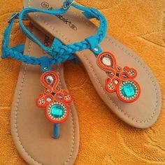 #Sandalias #soutache  #moda #fashion #hechoamano #apoyalohechoamano #todoensoutache