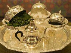 arabian tea set