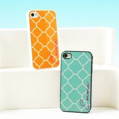 $16.50 Bridal Party Gifts The Geometric Patterned Smartphone Cover features a modern, geometric pattern. It is the perfect accessory that both dresses up your iPhone and protects it from scratches and dents that can occur when it is inadvertently dropped.