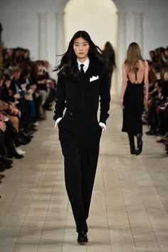 Ralph Lauren Fall/Winter '15, NYFW