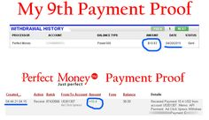 Adclickxpress (ACX) is Paying My 9th Payment during 2015 $ 10.40 (Paid with in 24 hours)