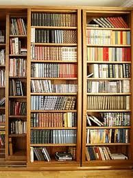 You can have your e-readers. I want a house full of books.