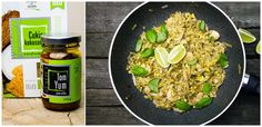 Pad Thai czyli makaron smażony po Tajsku - Mgotuje Wok, Fried Rice, Fries, Pasta, Ethnic Recipes, Nasi Goreng, Stir Fry Rice, Pasta Recipes, Pasta Dishes