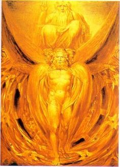 visions of god   Vision of God by William Blake