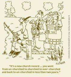 Church Attendance Record