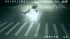 Tagged: Caught On Camera | God Sends Angel To Intercept The Devils Evil Plan (CAUGHT ON CAMERA)http://ilovebeingchristian.com/angel-saves-man-from-near-death/