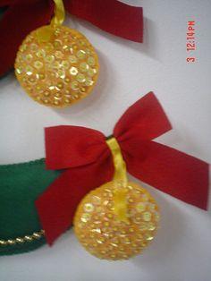 Árvore de Natal - Feltro -