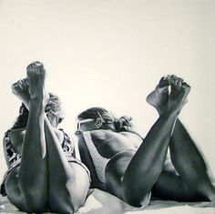 Marta Penter  - Photorealistic Paintings by Marta Penter  <3 <3