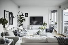 Immy and Indi is is an Australian homewares store dedicated to sourcing the best Scandinavian style homewares to decorate your home. Home Living Room, Apartment Living, Living Room Decor, Living Spaces, Deco Cool, Deco Studio, Fashion Room, Living Room Inspiration, Scandinavian Style