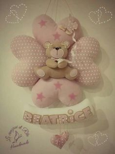 Blessed Mom's media content and analytics Felt Crafts Patterns, Felt Crafts Diy, Felt Diy, Baby Crafts, Crochet Baby Jacket, Felt Templates, Dream Baby, Tiny Dolls, Baby Pillows