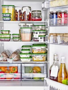 Storing food in a better way means you'll throw away less. And that's good for the planet, your wallet and you.